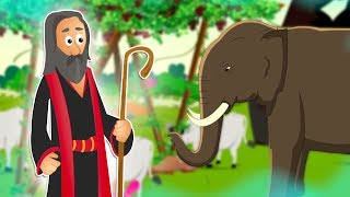 Bible Stories for Kids! - Saul The First King | Stories of God I Animated Children