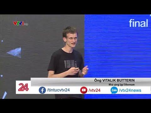 Xxx Mp4 Nhà Sáng Lập đồng Ethereum Xuất Hiện Tại Việt Nam VTV24 3gp Sex
