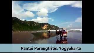 Pantai Parangtritis - Pesona Keindahan Pantai di Jogja