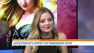 Jackie Evancho sings Caruso on Good Morning Washington 3-30-2017