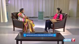 Which type of parenting is good for children? 1/2 | Doctor Naanga Eppadi Irukanum | News7 Tamil