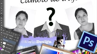 como cambiar la ropa a una persona con photoshop cs6