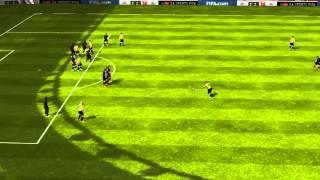 FIFA 14 iPhone/iPad - FC GahsA vs. Galatasaray SK