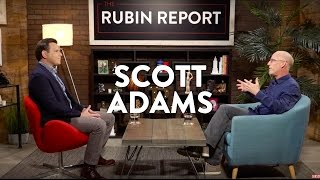 Scott Adams and Dave Rubin: Creating Dilbert, Trumps Tactics, and the Alt Right (Full Interview)