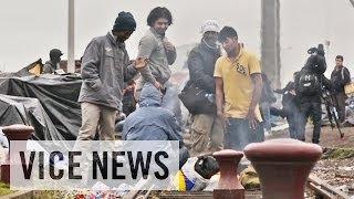 Migrant Crisis in Calais: Britain