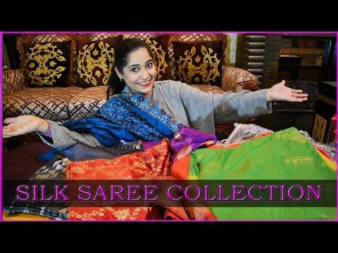 Xxx Mp4 Silk Saree Collection Over 30 Silk Sarees Crazy Indian Mother RGV Love 3gp Sex