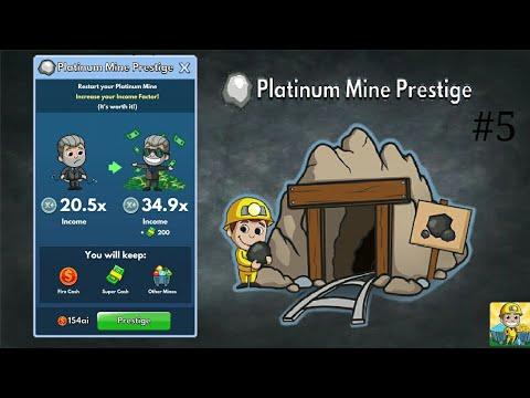Xxx Mp4 Prestige Time 5 Platinum Mine Idle Miner Tycoon 3gp Sex