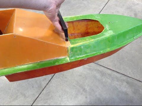 Как сделать карповый кораблик