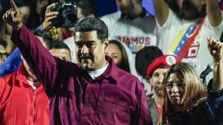 الرئيس الفنزويلي نيكولاس مادورو يفوز بولاية ثانية والمعارضة تطعن في النتائج