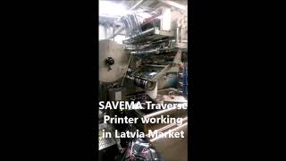 SVM TR32 400 working in Latvia Market