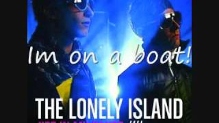 Im on a boat~The lonely island