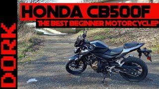 Honda CB500F: The Best Beginner Motorcycle?