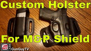 Outstanding M&P Shield Holster from GB Holster Co.