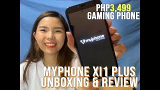 MURANG GAMING PHONE 2020   MYPHONE XI1PLUS Review   ISH BALANAY (ISHPAGHETTI)