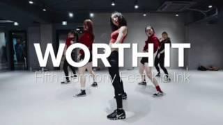 Worth it - Fifth Harmony ft. Kid Ink / May J Lee Choreo Audio
