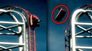 11 Mysterious Videos Caught at Disneyland