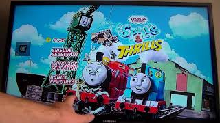 Thomas and Friends Home Media Reviews Episode 93 - Spills and Thrills