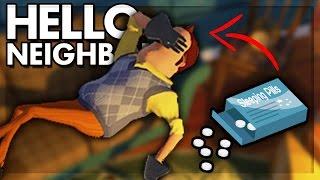 PUTTING THE NEIGHBOR TO SLEEP! | Hello Neighbor Alpha 2