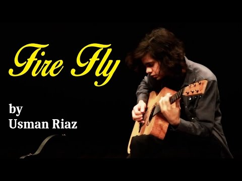 Usman Riaz - FIRE FLY