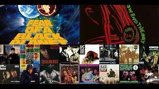 Top 20 Hip-Hop Albums Of The 1990's: Part 1 1990-1991