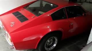 Puma GTE 1979 do Júlio  -  apresentação
