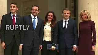 France: Macron receives