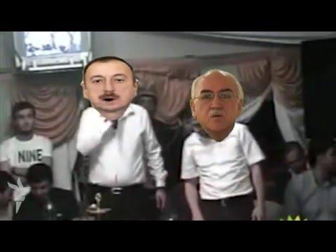 Ilham Əliyev İsa Qəmbər meyxana deyişməsi 250Plyus