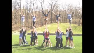 SUNY Geneseo Cheer Recruitment Video 2016-2017