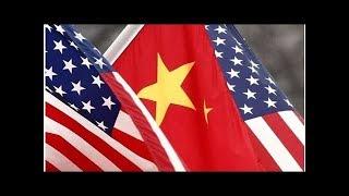 News Chinese media says U.S. has