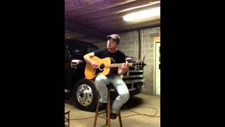 Run Out of Honky Tonks - Justin Moore (cover) Shane Fabiani