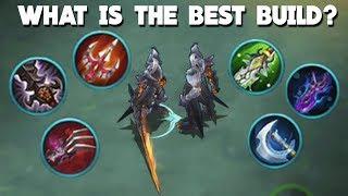 Full Lifesteal Argus vs Full Crit Argus! Mobile Legends New Hero 1v1