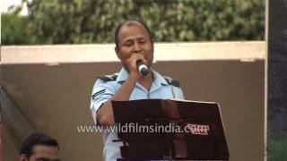 'Slow motion angreza' by Indian Air Force Band