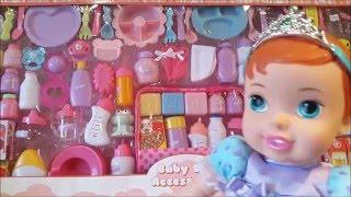 100 Accesorios para Bebe de juguete I BEBÉ ARIEL I Juguetes de bebés
