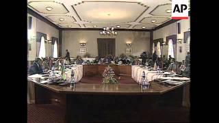 KENYA: NAIROBI: AFRICAN LEADERS MEET FOR 1 DAY SUMMIT
