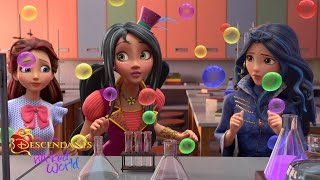 Episode 23: Chemical Reaction | Descendants: Wicked World