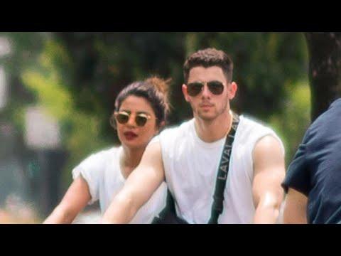 Xxx Mp4 Priyanka Chopra And Nick Jonas Celebrate The 4th Of July Bike Riding With His Brother Joe And Sop… 3gp Sex