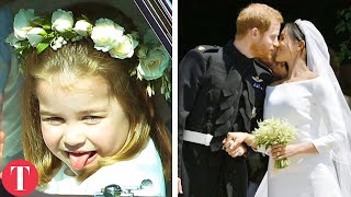 Small Details You Missed During The Royal Wedding