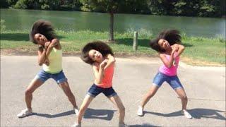 GET UGLY Dance ft The Isaac Sisters | @MattSteffanina Choreograph @JasonDerulo #GetUGLY