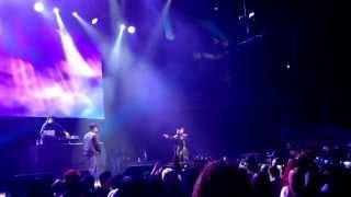 Kendrick Lamar Brings Out Lil Kim at Powerhouse 2013