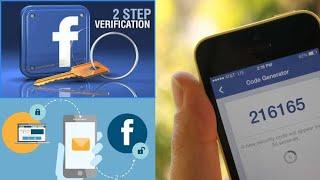 Facebook Secrets    Two way authenticator id login