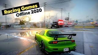Top 10 OFFLINE Racing Games For Android & iOS 2019 [Good Graphics]