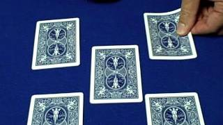 Read FIVE MINDS at Once - Card Tricks Revealed
