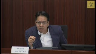 Panel on Information Technology and Broadcasting (2017/10/17)