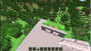 [Minecraft] GP w/Flejmo:Stavěni Hotelu : 1.Patro