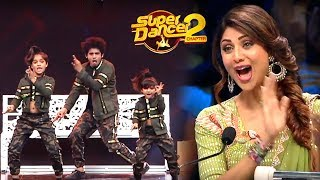 Super Dancer 2 -29th April 2018 - Latest Sony Tv Dance Show   Shilpa Shetty Super Dancer 2018