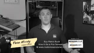 Pete Moody - Marketing Yourself as a Musican/Singer/Performer