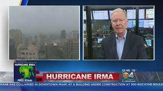 Miami-Dade Braces For Worst Parts As Irma Moves Through