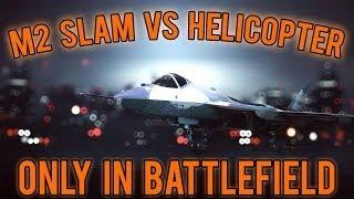 The M2 Jet Slam! | Only In Battlefield 4!