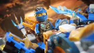 LEGO NINJAGO 2016 COMMERCIAL- 70602/70605