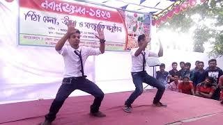 Bangladeshi School Funny Stage Dance 2017